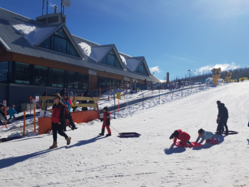 The Victorian Ski Resorts are open