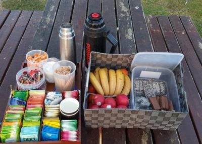 Morning tea Torquay Great Ocean Road