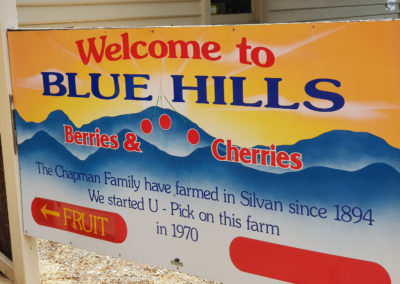 Welcome to Blue Hill