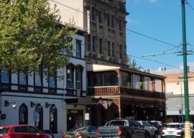 Bendigo building Victoria Australia