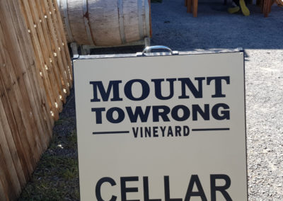 Mount Towrong Vineyard