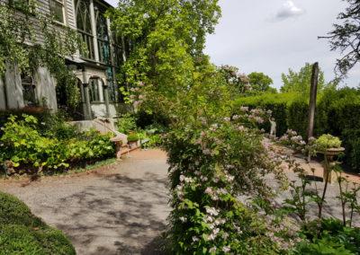 Daylesford convent garden