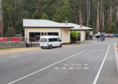bus at Grant's Picnic