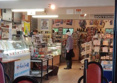 Shop at Grant's Picnic ground