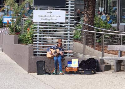 musician in Lorne