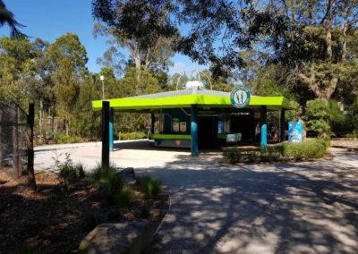 education at Healesville wildlife sanctuary