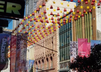 Burke street Melbourne