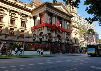 Town Hall Melbourne Victoria Australia