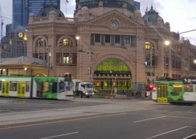 St Paul's Cathedral Melbourne Victoria Australia