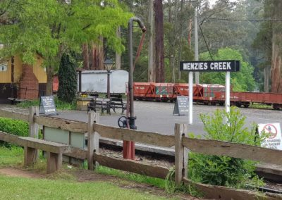 Menzies Creek station