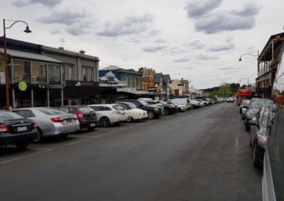 Main road Dalyesford