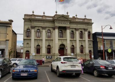 Daylesford town hall