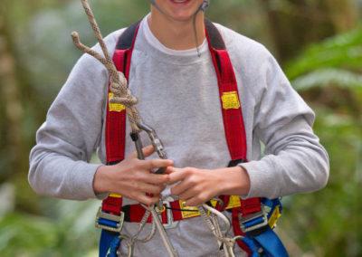Zipline at Otway Fly