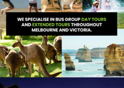 Great tours from Melbourne Australia
