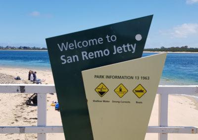 Sanremo Jetty