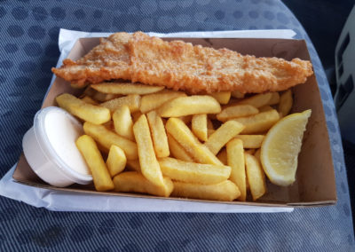 Fish and Chips Phillip Island