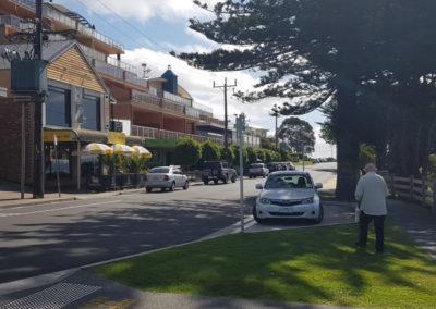Beach road Cowes Phillip Island