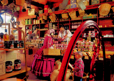 Sovereign hill shop