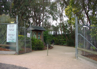 Entry to Ballarat Wildlife Park