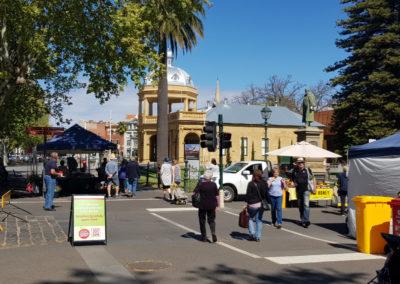 Bendigo market