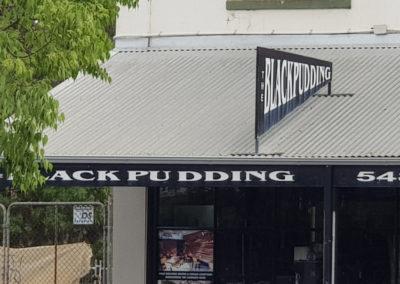 Black pudding Echuca tour