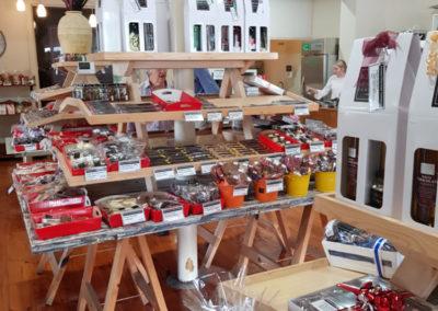 Fudge store at Echuca