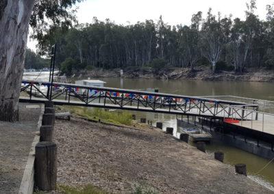 Murray river Echuca