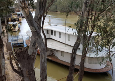 House boat, Murray river