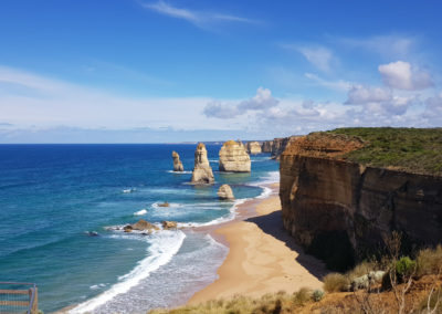 12 Apostles lookout view