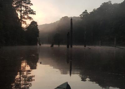 Early morning Lake Elizabeth