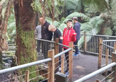 Walkway Hopetoun Falls