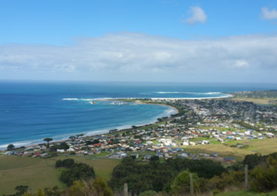 View of Apollo Bay