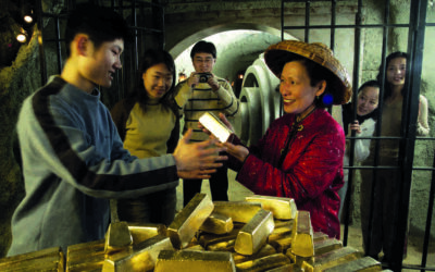 Gold rush history tours in Victoria