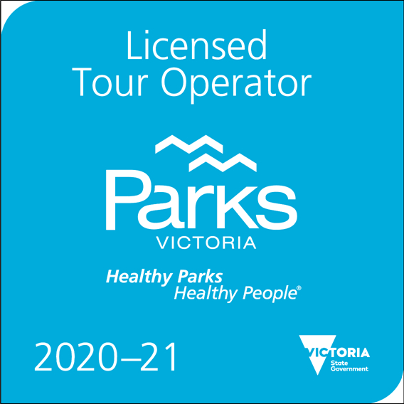 Parks Victoria Licence 2020