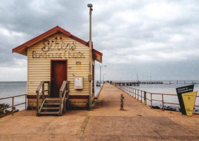 Weather - pier