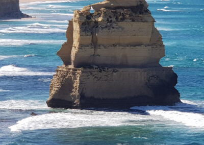 stack on Great Ocean Road