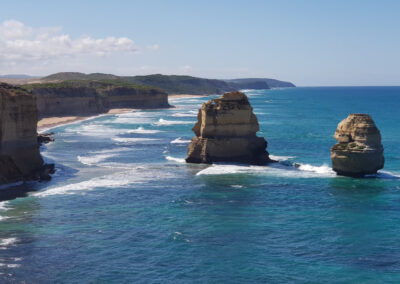 View from 12 Apostles lookout