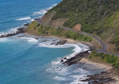 History of Great Ocean Road
