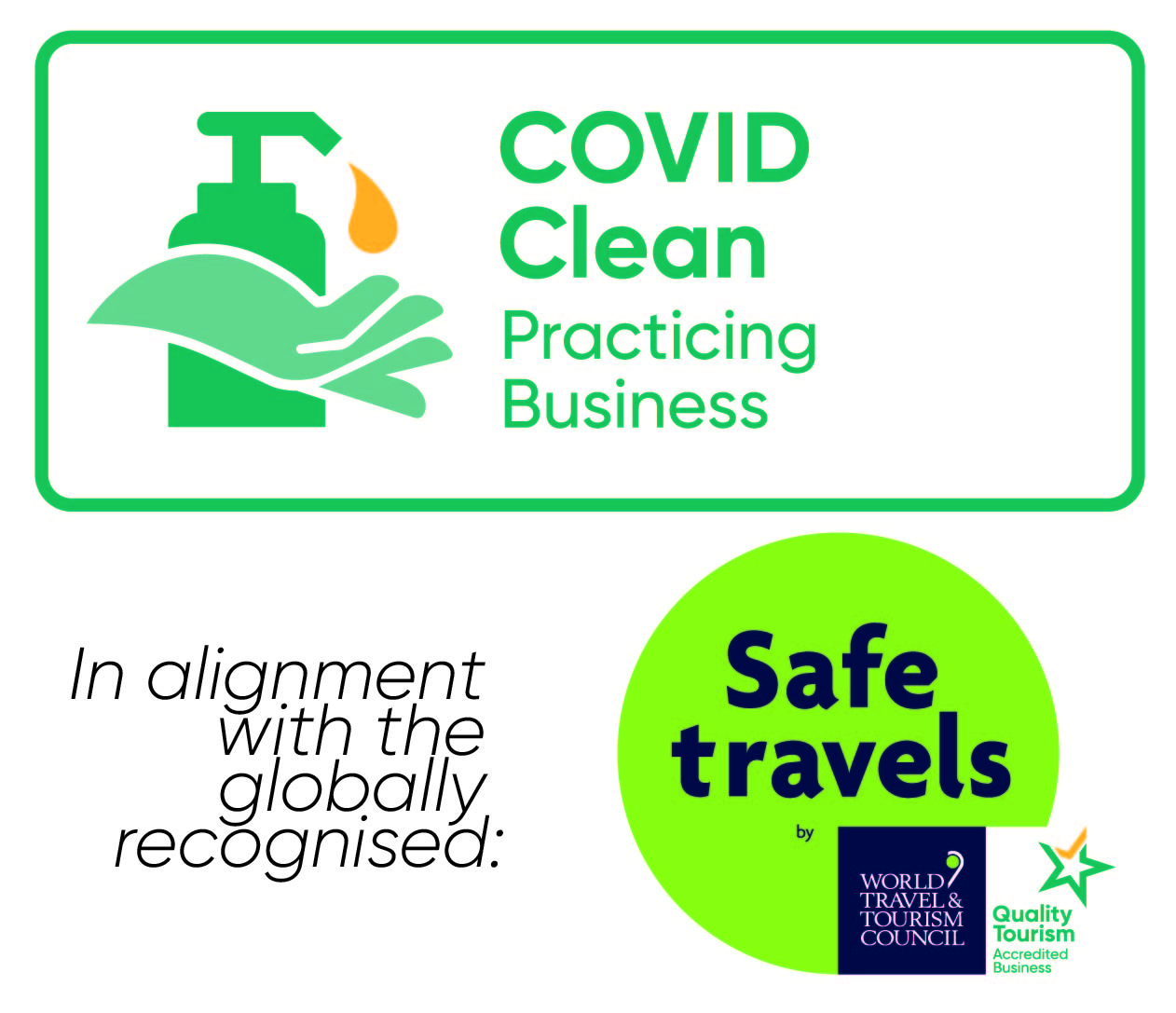 COVID Clean_WTTC__Around And About