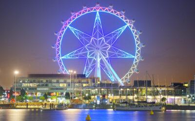 The Melbourne Star Observation Wheel