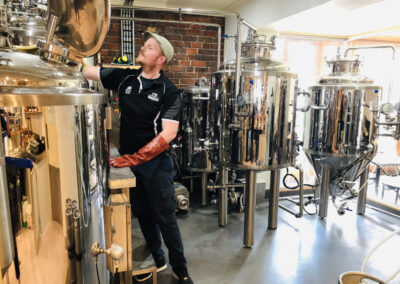 Queenscliff brewhouse with Around And About